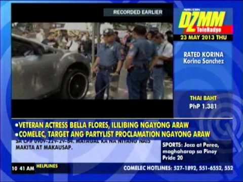 Bank exec dies in Manila ambush