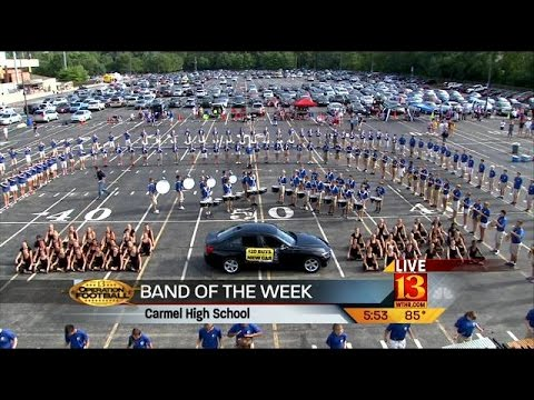 Band of the Week: Carmel H.S.