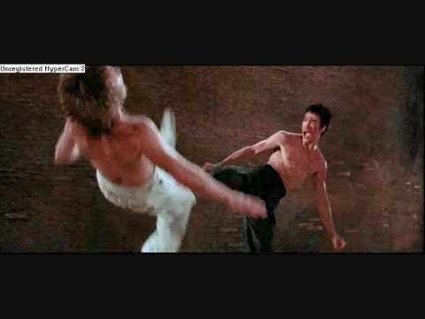 Bruce Lee Vs. Chuck Norris video