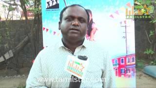 N R Raghunanthan At Ivan Yaar Endru Therigiratha Movie Team Interview