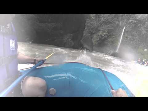 Costa Rica Rafting (2014)