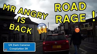 UK Dash Cameras - Compilation 28 - 2019 Bad Drivers, Crashes + Close Calls