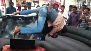 MGM Machine Bull Fight ,Chennai