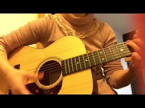 【練習動画】ギター弾き語り『なごり雪』イルカ Cover