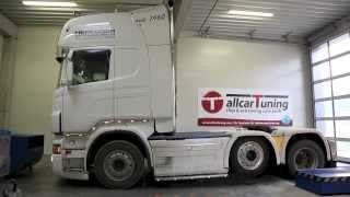 Scania R730 Chiptuning