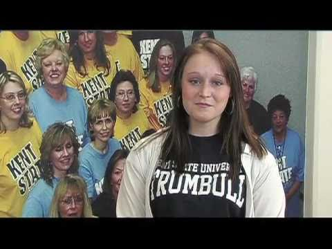 """Kent State University at Trumbull - Spring 2011 - """"I am, Kent State Trumbull"""""""