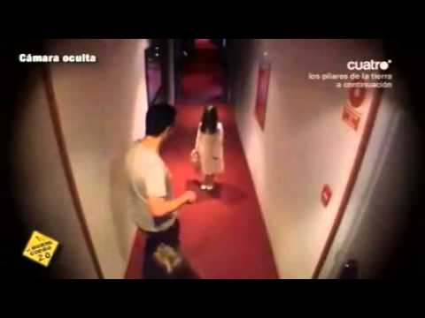 Spooky Girl Terrifies Hotel Guests on MSN Video