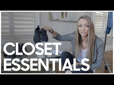 Closet Essentials - Secrets Of A Stylist