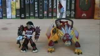 World of Warcraft Mega Bloks 91020 Swift Wyvern Review
