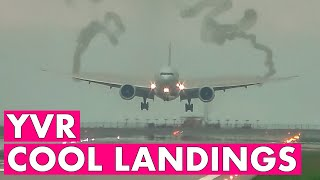 10  Coolest Landings at Vancouver Airport