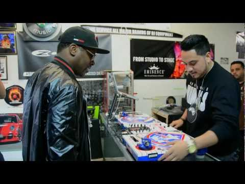 PIMP MY TURNTABLES WEBISODE 1 (feat. DJ Jazzy Jeff)