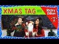 The Christmas Tag w/ Ricky Dillon! | Shay Mitchell