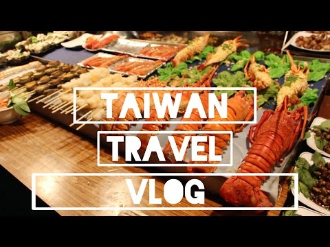 TAIWAN TRAVEL VLOG: Part 3(台湾旅遊景点) 2015