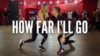 Download Lagu MOANA - How Far I'll Go | Kyle Hanagami Choreography Gratis STAFABAND