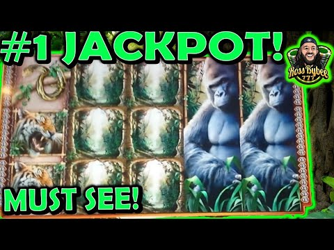 Queen Of The Wild $25 Mega Bonus Mega Jackpot video