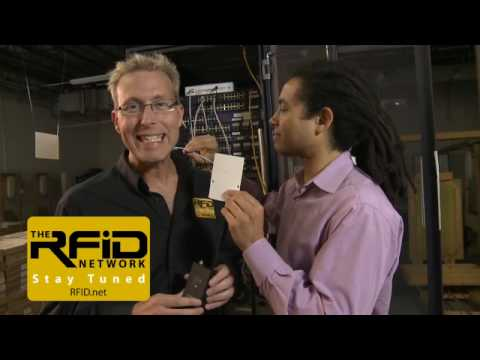 How to Build an RFID Reader: Host Louis Sirico