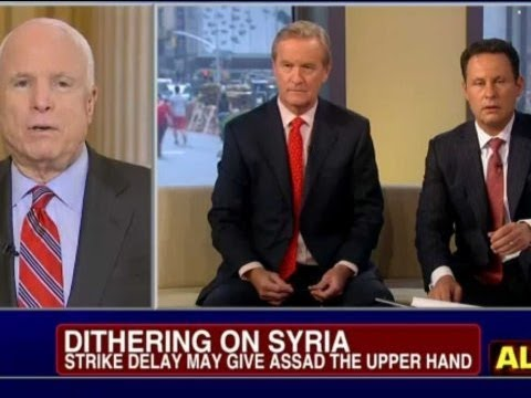 McCain RIPS Fox News Host Over 'Allahu Akbar' Comment