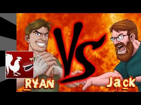 VS Episode 3 - Jack vs Ryan - Geometry Wars