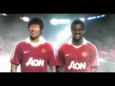 Manchester United Welcomes (Aon)
