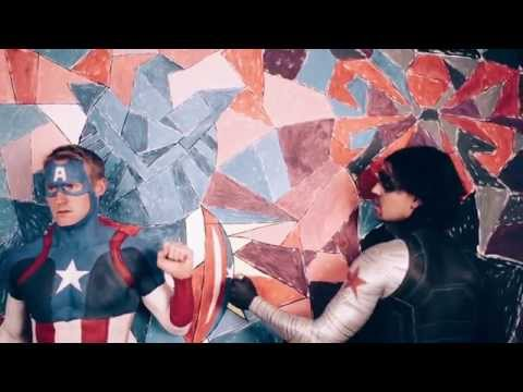 Captain America - Some BUCKY I Used to know ; Gotye Parody Music Videos