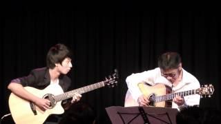 (Rynten Okazaki) Pastime - Rynten Okazaki & Sungha Jung