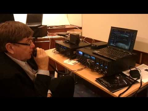 Operating Arcala OH8X remotely with RemoteRig from CCF/OHDXF cruise