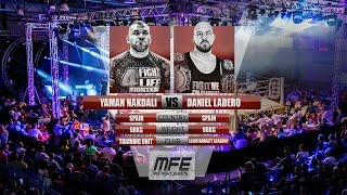 Mix Fight - Yaman Nakdali vs Daniel Ladero