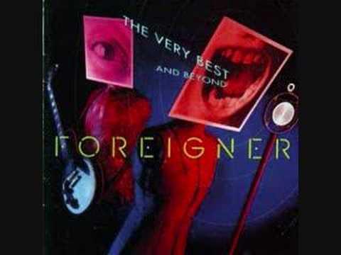 Foreigner - Prisoner Of Love