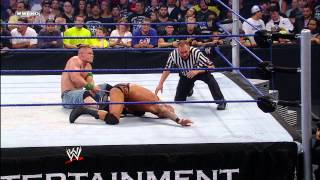 John Cena vs. Randy Orton: Breaking Point 2009