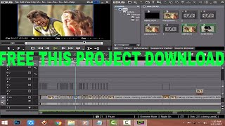 EDIUS KA PROJECT FULL DOWNLOD AND USE