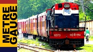 Little METRE GAUGE Trains Videos from INDIAN RAILWAYS !!