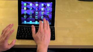 Tech Royale 06 - Logitech Ultrathin Keyboard for iPad