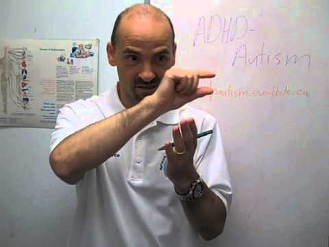 Health Tip  - Bad Handwriting ADHD Autism - Markham Chiropractor