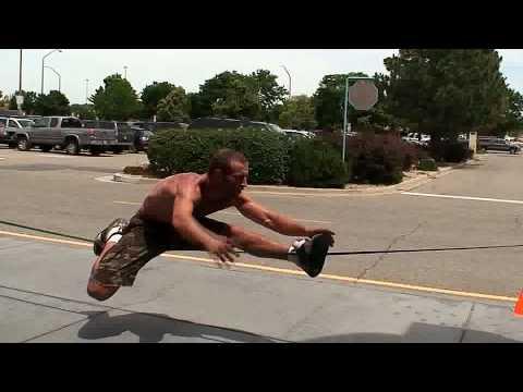 Slackline Masters - Josh Beaudoin