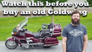1989 Goldwing Test Drive: SRK cycles.com