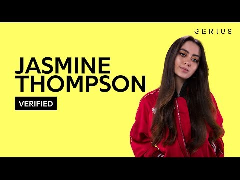 download lagu Jasmine Thompson Words   & Meaning  Verified gratis