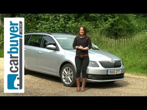 Skoda Octavia estate 2013 review - CarBuyer
