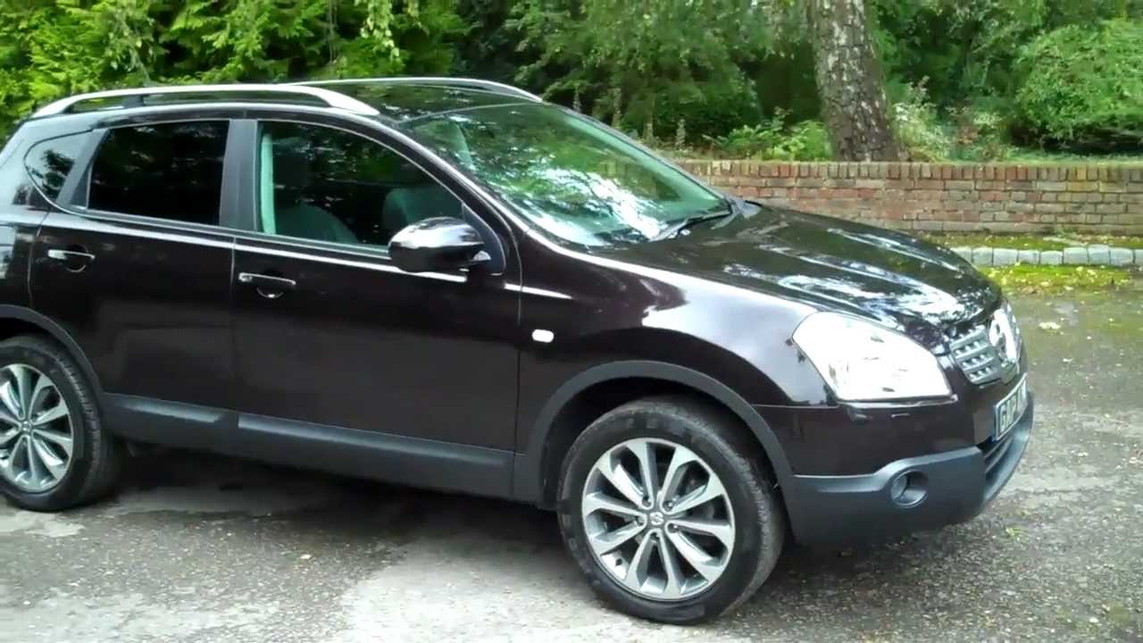 nissan qashqai 1 5 dci tekna 2009 09 www gap4x4 co uk youtube. Black Bedroom Furniture Sets. Home Design Ideas