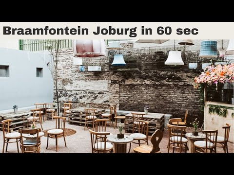 Johannesburg in 60 seconds: travel guide to discover Braamfontein neighbourhood