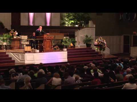 Temple Baptist Academy Graduation 2012