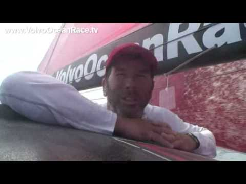 D-Day (24/11/08) - VOLVO OCEAN RACE 2008/9