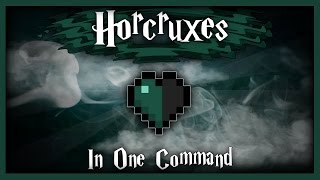 Minecraft - Horcruxes [One Command]