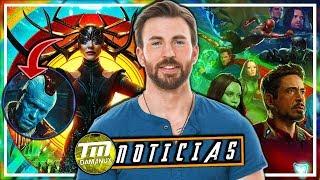 TRÁILER 2 de INFINITY WAR, YONDU en ASGARD (Bonus), Black Panther, X-FORCE y mucho más! - Noticias