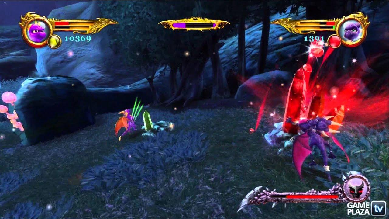 Spyro Dawn of The Dragon