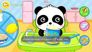 Baby Panda Care | Kids Learn How to Take Care of Babies Necessities -  | Games for Kids by BabyBus