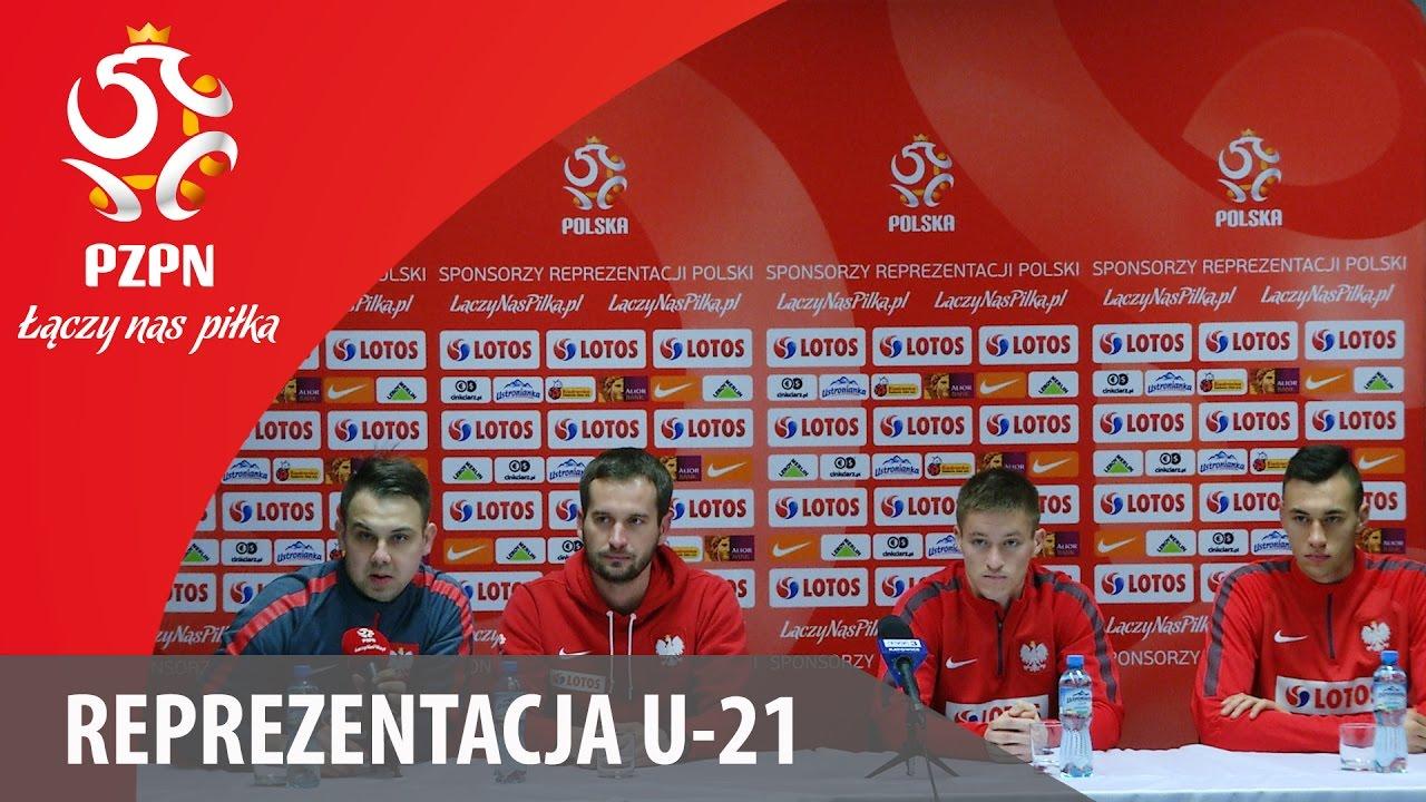 U-21: Konferencja prasowa przed meczem z Niemcami