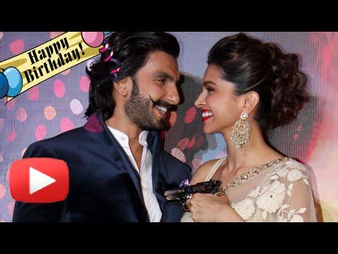 Deepika Padukone Celebrates Ranveer Singh's Birthday Secretly!