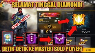 Road to heroic season 8! Free fire battlegrounds indonesia