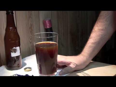 Jhans Red Ale Pour/Review