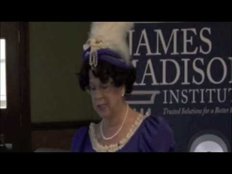 James Madison's Birthday Celebration at The Villages Charter School 2011